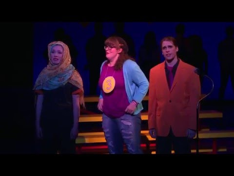 """The I Love You Song""- The 25th Annual Putnam County Spelling Bee @ Texas State University"
