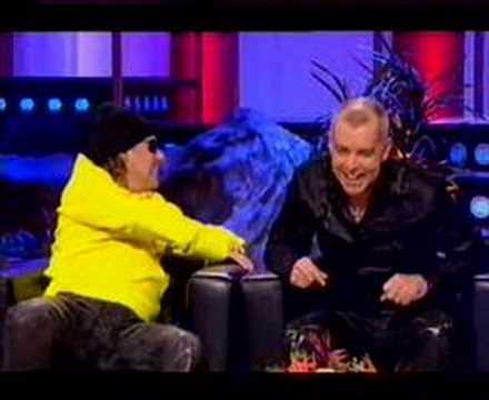Pet Shop Boys - Interview (Graham Norton show 2003)