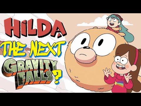 Netflix's 'Hilda' Review (aka British Gravity Falls)   Nerdflix + Chill