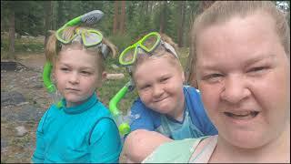Summer 2021 Camping Vlog  camṗing in Montana
