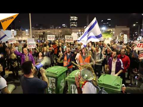 Israel: Protesters Call on Netanyahu to Step Down Over Corruption Charges