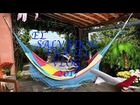Travel vlog #1 ~ To El Salvador