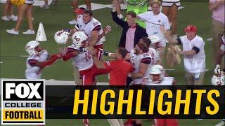 Liberty vs Baylor | Highlights | FOX COLLEGE FOOTBALL