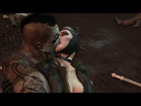 Batman: Arkham City - Catwoman Trailer HD