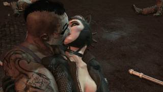 Batman: Arkham City - Sexy Catwoman Trailer HD