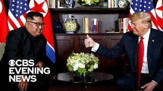 Trump set to meet with Kim Jong Un next month