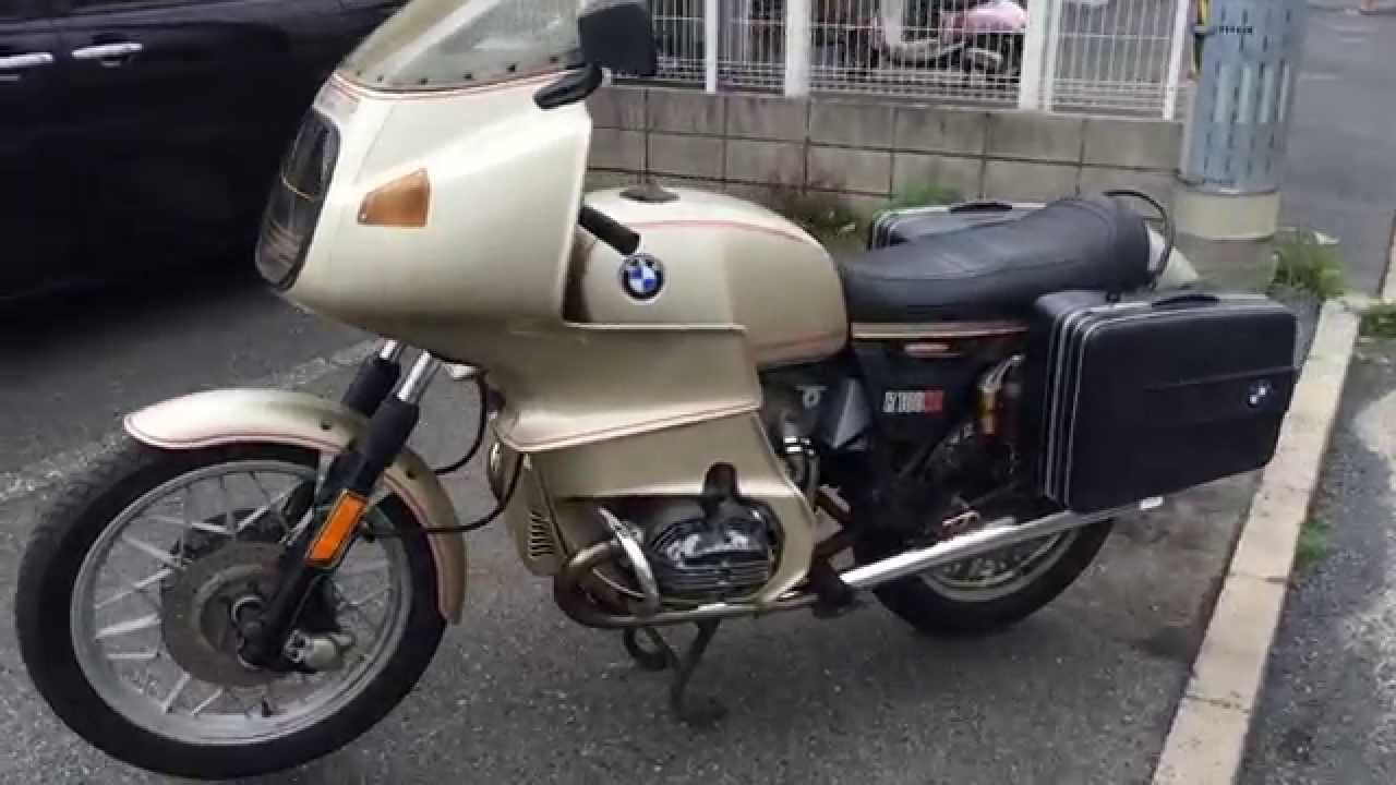 bmw r100rs 2 youtube. Black Bedroom Furniture Sets. Home Design Ideas