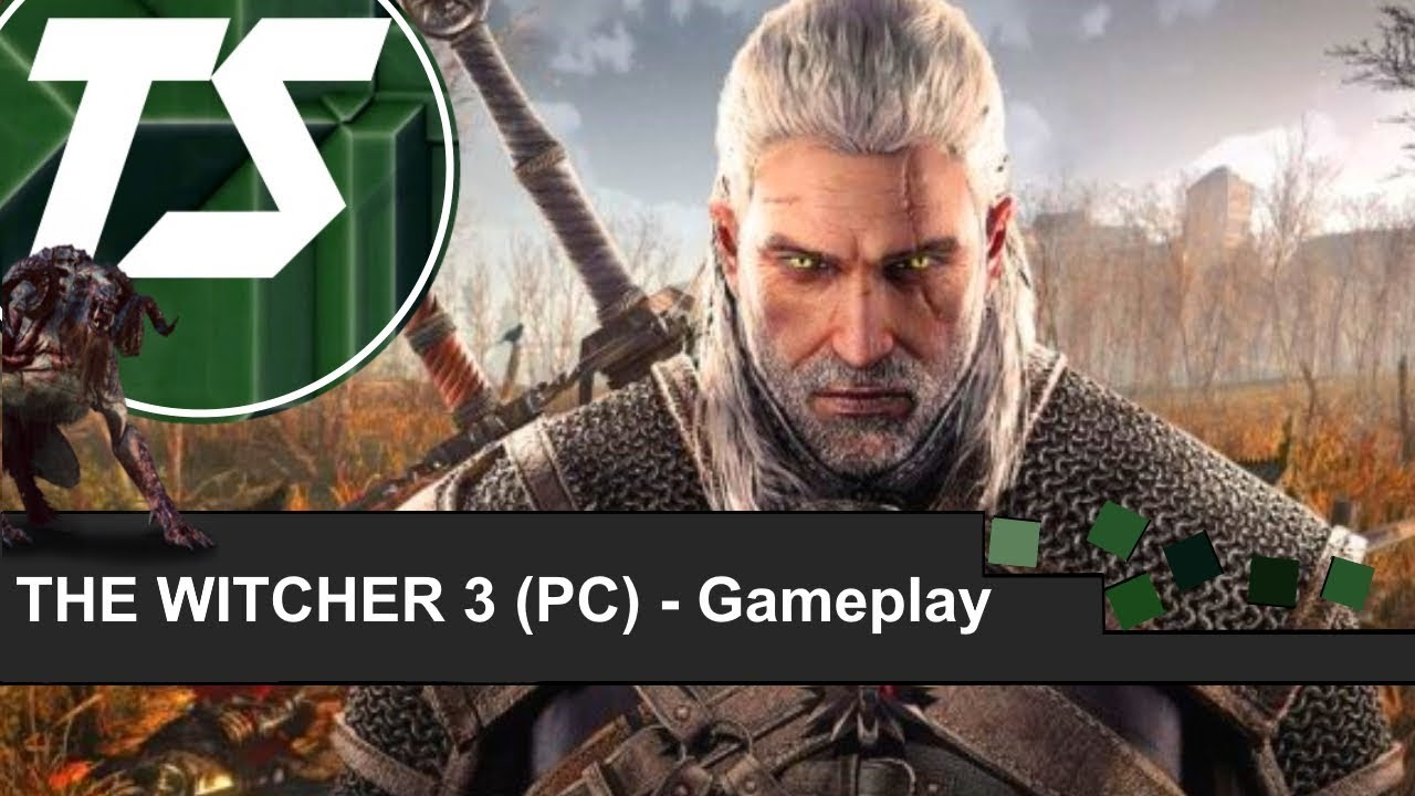 The Witcher 3 Pc Gameplay Mysteriöse Spuren Deutsch Youtube