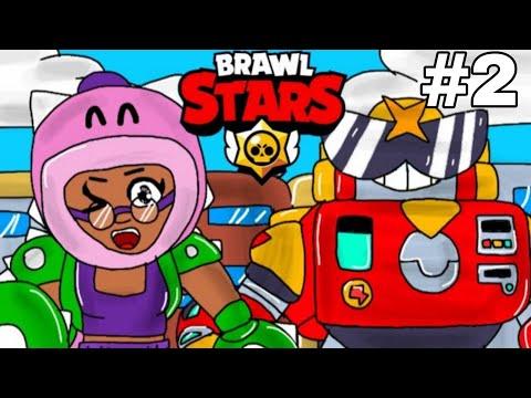 BRAWL STARS ANIMATION COMPILATION BY LIGHTER #2