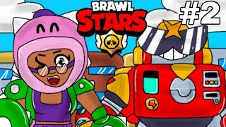 BRAWL STARS ANIMATION COMPILATION BY LIGHTER #2