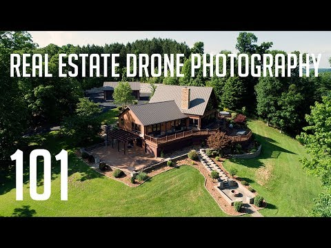 Real Estate Drone Photography 101 - KEN HERON