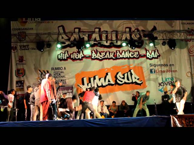 Batallas Hip Hop - Break Dance - Rap [Preliminares Pura Calle 2013] Videos De Viajes