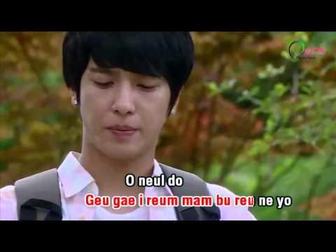Because I miss you - Jung Yong Hwa - Karaoke Beat