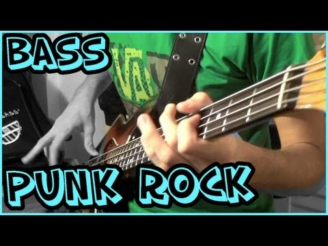 Punk Rock Bass