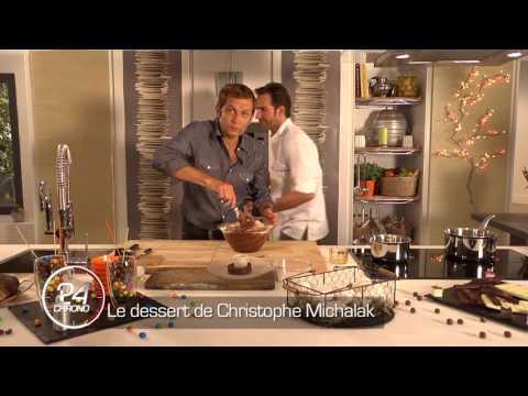 24 minutes chrono : Christophe Michalak