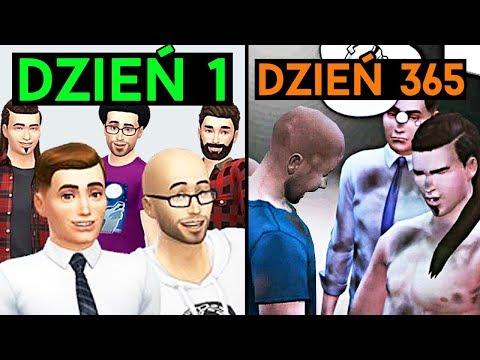 Co się dzieje, gdy nikt nie kontroluje Simsów