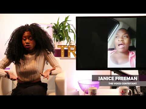 Janice Freeman Explains Why She Chose Team Miley & Who The Funniest Judge On The Voice Is!