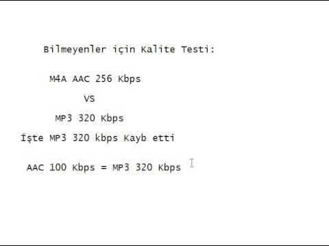 AAC VS MP3