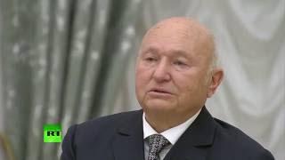 Лужков придумал способ побороть зависимость от нефти