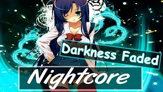 Alan Walker - Darkness Faded ♫Nightcore♫