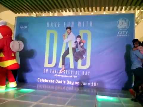 Daddy Fashion Show Father's Day SM City San Mateo 2/2