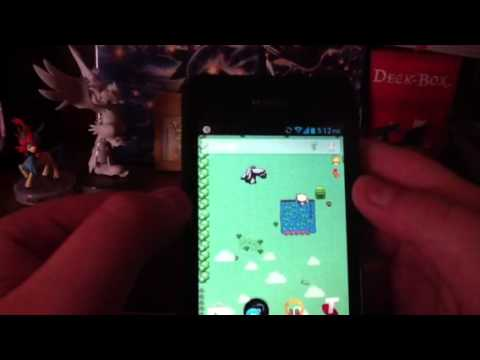 Pokemon Live Wallpaper On Android Youtube
