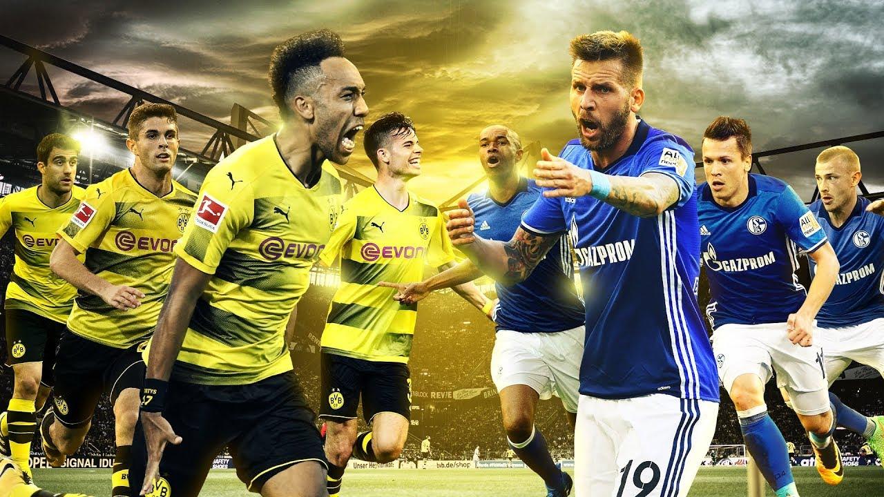 Dortmund 4:4 Schalke - Das Jahrhundert-Derby | PiraPictures