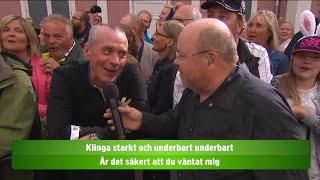 Allsång: Underbart  - Lotta på Liseberg (TV4)