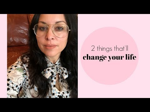 2 things that'll change your life | Real Estate Girl Boss Mom