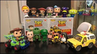 Toy Story 4 Collection Funko Pop Update New 2019