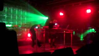 Maschinenkrieger KR52 vs Disraptor live at Infest 2011