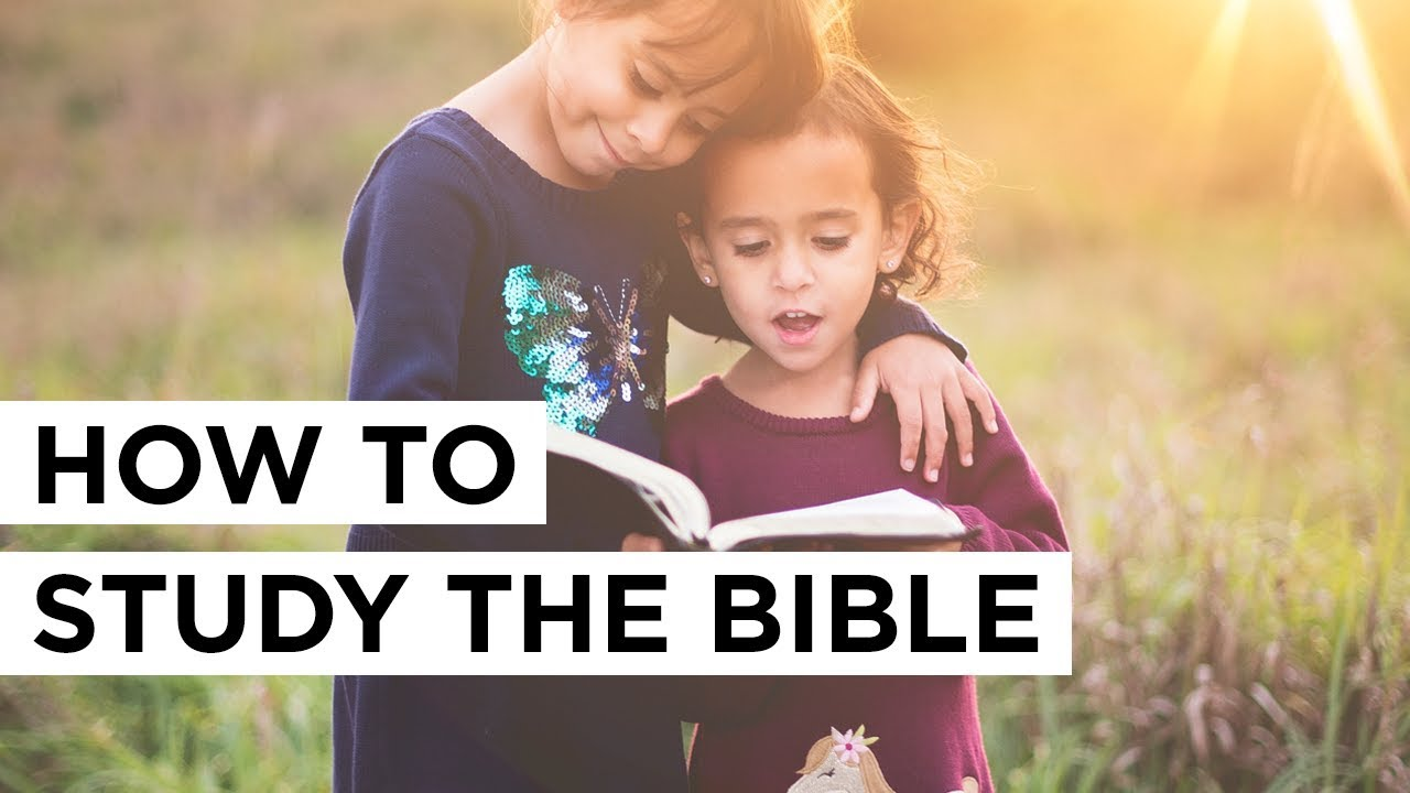 How to Study the Bible | Joyce Meyer