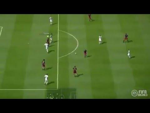FIFA ONLINE 3: TẬP ĐÁ BAN BẬT NHƯ BARCA