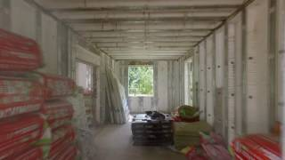 Дом из железобетонных панелей БЭНПАН (проект МС-113)