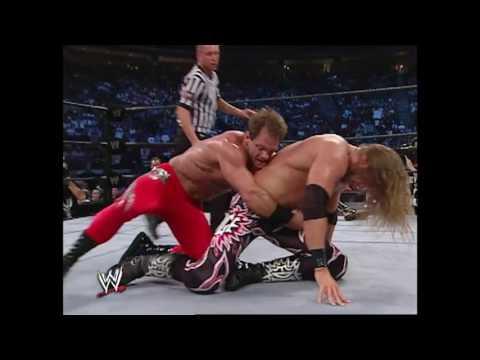 Edge & The Rock vs. Chris Benoit & Eddie Guerrero: SmackDown, Aug. 1, 2002