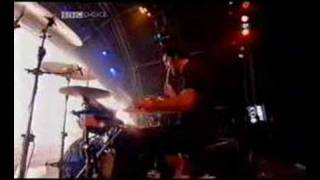 Mercury Rev - [Live Glastonbury 2002] Goddess On A Hiway