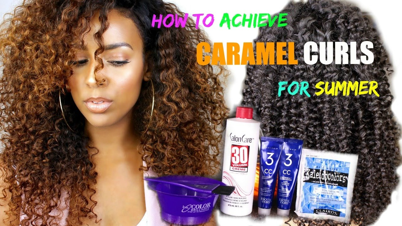 Black To Caramel Brown Virgin Hair Fixx Youtube