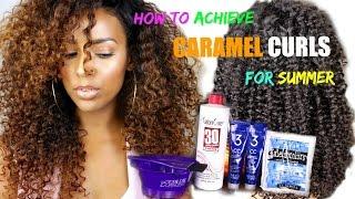 Black to Caramel Brown | Virgin Hair Fixx