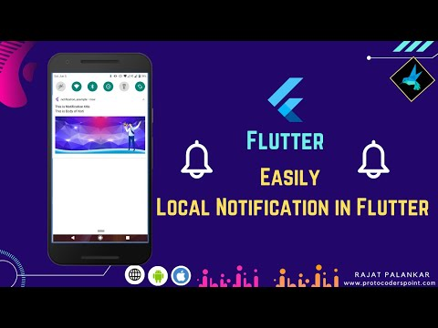 Flutter Local Notification using awesome notification package [ Easiest Way ]