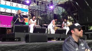 DakhaBrakha at the Luminato Festival, Toronto