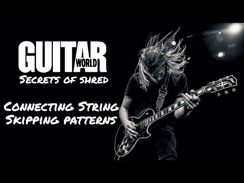 Sammy Boller - Connecting String Skipping Patterns - Guitar World Lesson