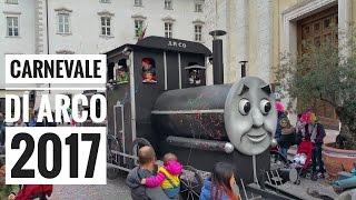 Carnevale di Arco 26.02.2017 Garda Trentino
