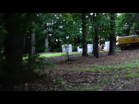 The Abandoned Neighborhood in Cary NC is now Demolished: The Ponderosa