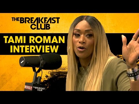 Tami Roman Talks Basketball Wives, Butt Shots & Bonnet Chronicles