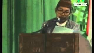 Bahtsul Masail Al Maudhuiyyah & Al Qonuniyah di Muktamar NU ke 33 ; demi NUSA ; NU & Bangsa