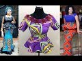 Modern African Print Dresses with Modern Influence