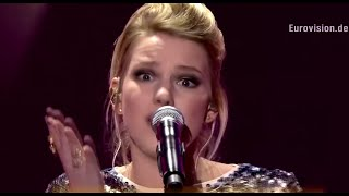 Isabella Levina Lueen 🔥 Wildfire (ESC - Unser Song 2017) 👉 [Full HD]