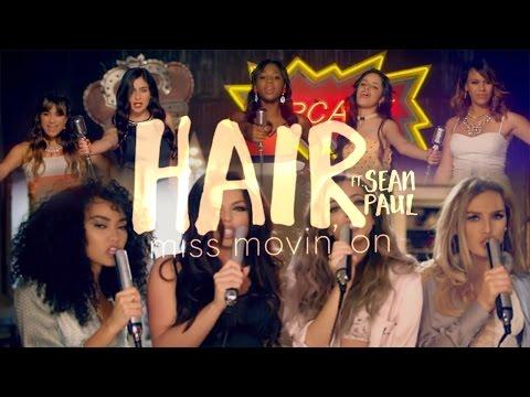 MISS MOVIN' HAIR - Fifth Harmony & Little Mix (Mashup) | MV