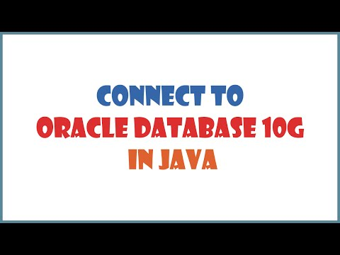how-to-connect-to-oracle-database-in-java-(using-eclipse)