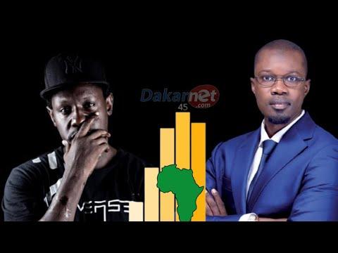 """Exclusif: Mass de la Tfm démontre l'influence de Sonko dans l'Afrique"""" on le veut ou pas il est le"""""""